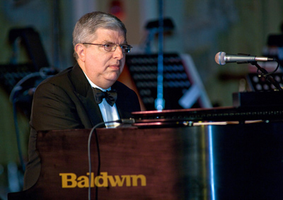 In conversation with The Informant composer, Marvin Hamlisch.