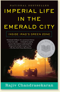 As part of my research for the Presidents at the Movies book, I've read a few studies of life in post-occupation Iraq. Rajiv Chandrasekaran's in depth account of his exeperiences in the Green Zone are terrifying; mispent funds, disorganisation and a politic driven entirely by the needs of the Bush administration (particularly relating to a second term). Of course, we know all of that, but Rajiv places it into a context that anyone who has […]