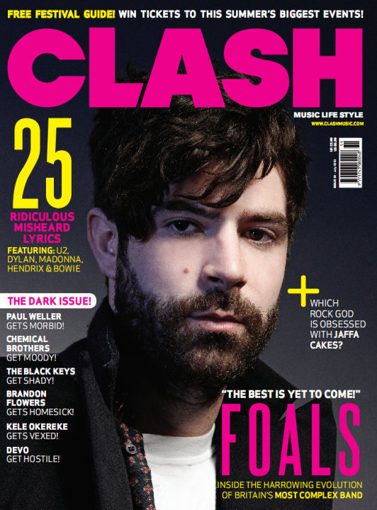 New Clash  out today.