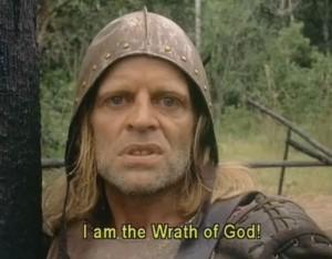 I am the Wrath of God