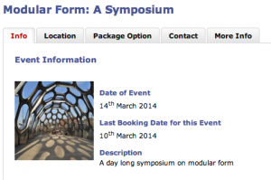 Modular Form Conference