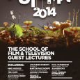 Announcing the School of Film & Television Autumn Guest Lecture series at Falmouth University.