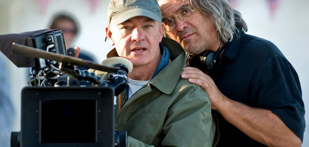 Interview conducted with director Paul Greengrass.